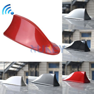 1pc Auto Car Real Shark Fin Antenna Aerial Signal Fit For Bmw Opel Astra G J H