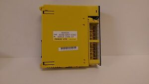 New Old Stock Fanuc 2 Channel Analog Output Module A03b 0807 c052
