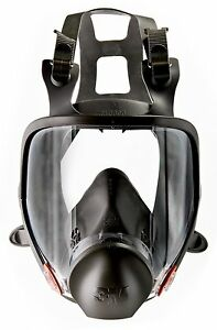 3m 6900 Large Full Facepiece Reusable Respirator Respiratory Protection