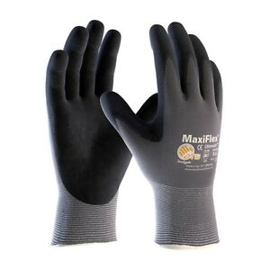 34 874 Maxiflex Ultimate Nitrile Microfoam Coated Gloves Size Xxs 3xl