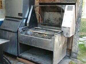 Woodstone Grill Charcoal Ws sfb 36 Series Solid Fuel