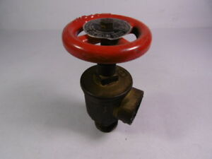National Fire Equipment C 15h Hose Valve 300psi Used