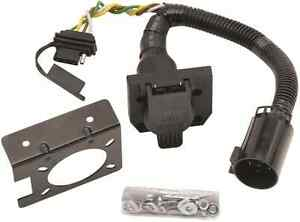 1999 2017 Ford F250 350 450 550 Trailer Hitch Wiring Kit W Factory Tow Package