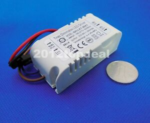 10pcs 7 20x1w Constant Current Led Dimmable Driver Power Supply Ac185 277v
