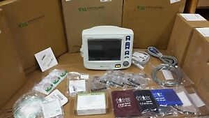 Criticare 8100ep1 Ngenuity W Co2 new 1yr Free Supplies free Starter Kit