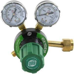 S a Oxygen Regulator Welding Gas Gauges Compatible With Victor