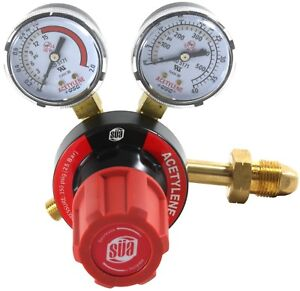 S a Acetylene Regulator Welding Gas Gauges Compatible With Victor