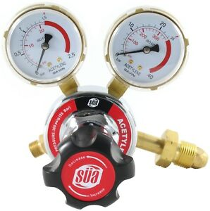 S a Acetylene Regulator Welding Gas Gauges 25hx Series