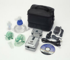 Devilbiss Traveler Portable Nebulizer System Fast Free Shipping 6910p dr New
