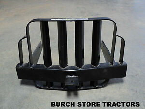 New Zetor Tractor Front Bumper 5211 5245 6211 7711 7745 8111 Usa Made