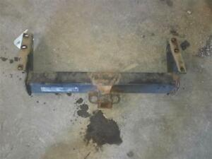 1999 Gmc Yukon Tow Trailer Hitch