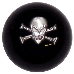 Skull And Crossbones Shift Knob M16x1 50 Fits Camaro Trans Am Firebird