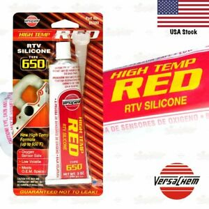 Vc High Temp Silicone Sealant Glue For Install Brembo Disc Brake Caliper Covers