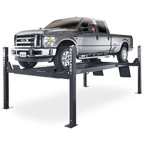 Bendpak Extended Hds 14x 4 post Lift 14000lb Rugged Truck Car Lift Limo Style