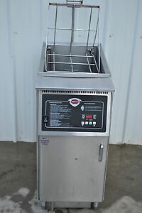 Wells Fae 55fs Electric Fryer W Filter System