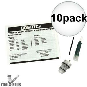 Bostitch Tva6 Service Repair Kit Trigger Assembly 10x New