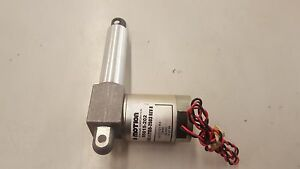 Motion Systems Corporation Linear Actuator 24vdc 85615 202 Adac 2155 2503 Rev B