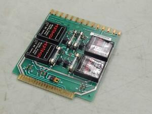 915 Measurex 052894 00 Rev B Solid State Relay Pc Circuit Board Module