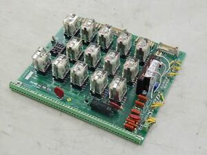 917 Motion Controls Mce 26 01 0009 Hc rb 1yd relay Pc Circuit Board Module