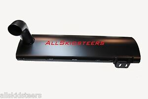 Bobcat Muffler A220 A300 S250 S300 T200 Skid Steer Loader Deutz Pipe Exhaust