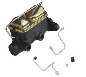 1964 66 Ford Mustang Dual Reservoir Master Cylinder Kit New Ford Correct Master