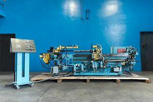 Pines Hydraulic Tube Bender 1 1 2 X 0 188 7036