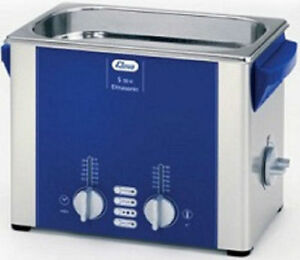 Elma Elmasonic S30h 2 75 Liter Heated Ultrasonic Cleaner And Basket New