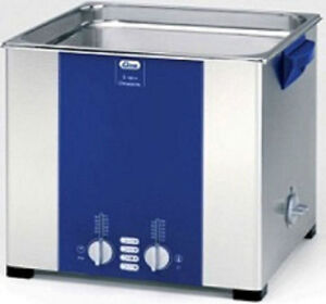 Elma Elmasonic S180h 120v Ultrasonic Tanks Ultrasonic Cleaner And Basket New