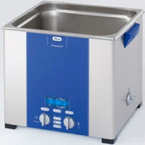 Elma Elmasonic 120v P180h 18 Liter Heated Ultrasonic Cleaner And Basket New