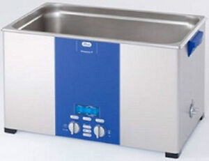 Elma Elmasonic P300h 28 Liter Heated Sonicator Ultrasonic Cleaner And Basket