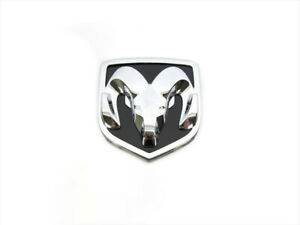 Dodge Avenger Caliber Journey Front Grille Rams Head Emblem Badge Mopar Genuine