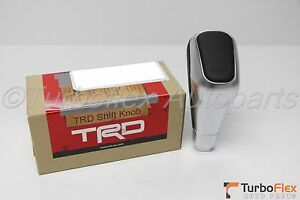Toyota Tundra 2014 2018 Trd Shift Knob Automatic Genuine Oem Ptr57 34141