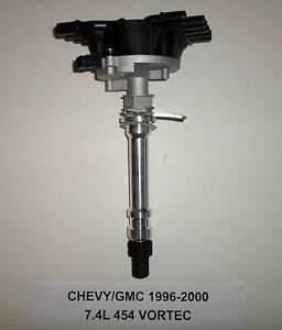 Gm Chevy gmc Truck Vortec 1996 2000 7 4l 454 High Performance Distributor New