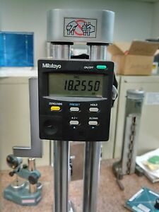 Mitutoyo Digital Height Gage 0 18 192 631