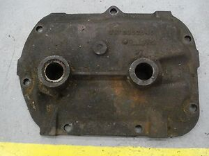 3952645 Saginaw Transmission Gm Chevy Camaro Nova Original 3 Speed Side Cover