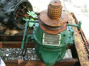 Used Twin Disc Pto B 111 Hp3 Spec No 26048