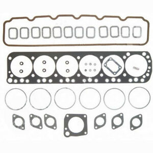 G979 207 Head Gasket Set Fits Oliver Tractor Models 1750 1755 1800
