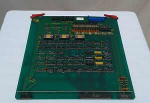 Anilam Crusader M Cnc Milling Control Board Bridgeport Supermax Red Board