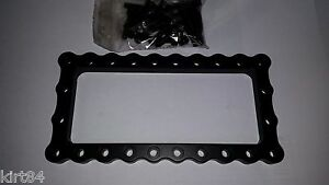 Burst Panel Black Anodized New Nhra Drag Bbc Rodeck 8 71 6 71 Nitro Hemi