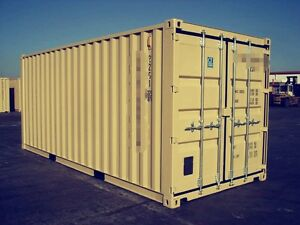 20 Ocean Container Storage Container in Denver Co