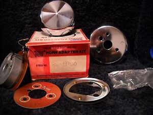 Nos 86 5960 Superior Steering Wheel Installation Kit For 1967 Ford Galaxies Only