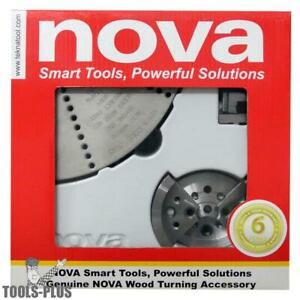 Most Popular Chuck Accessories Bundle Nova Lathes 6033 New