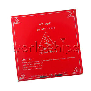 Reprap 3d Printer Pcb Heatbed Mk2a Heated Heat Bed For Mendel prusa