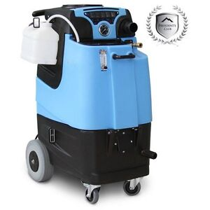 Mytee Ltd3 Speedster Carpet Extractor Portable With Heat Auto Feed And Dump