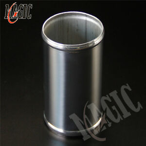 70mm 2 75 Aluminum Turbo Intercooler Pipe Piping Tube Tubing Straight L 150
