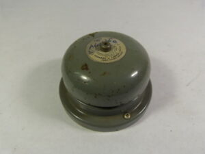 Edwards 340 6e5 Adaptabel Vibrating Bell 0 7a 12v 60hz Used