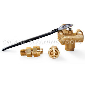 Tee Jets 11004 Angle Valve 1 4 Combo Pack Carpet Cleaning Truckmount Extractor