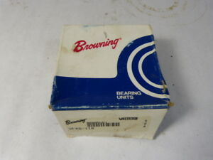 Browning Vf4s 116 Bearing Mounted 4 Bolt Flange 1 Inch Set Screw New