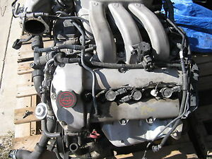 Jaguar S Type Engine V6 3 0 Motor 2000 2001 2002
