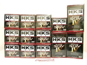 Hks Super Sqv4 Blow Off Valve Bov Kit 10 13 Mazdaspeed 3 Ms3 Turbo